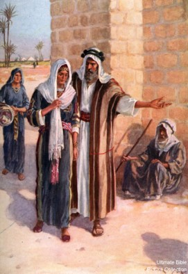 Genesis 20 – Abraham again lies about his wife and God calls Abraham a prophet – Life of the messianic gentile believer