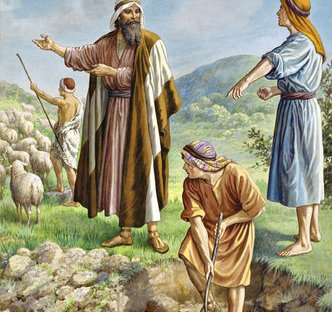 Genesis 26 – Isaac went to Gerar and also lies about his wife, then God blesses him and king Abimelech also wants him not to harm Philistine. – Life of the messianic gentile believer